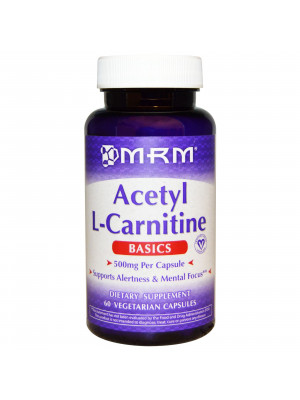 L-Carnitine, 500 mg, 60  Caps  كرانتين