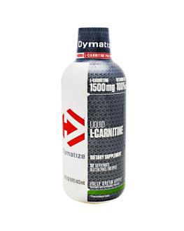 ليكويد ال كرانتين - Dymatize L Liquid Carnitine Green Apple 473 ml