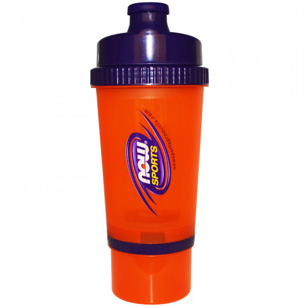 Now Foods, 3 in 1 Fitness Shaker Cup, 25 oz