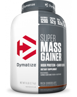 Super Mass Gainer 6 LBS - سوبر ماس جينر 6 باوند